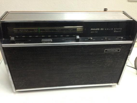 Radio Philco Ford - Funcionando!!!!