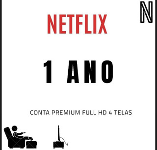 N£tflix 4tl U+hd Premium (3 Meses - Garantido¡¡)