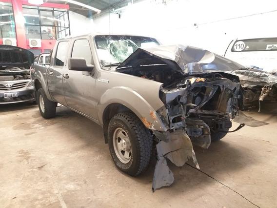 Ford Ranger Superduty 4x4 3.0 Chocada En Marcha