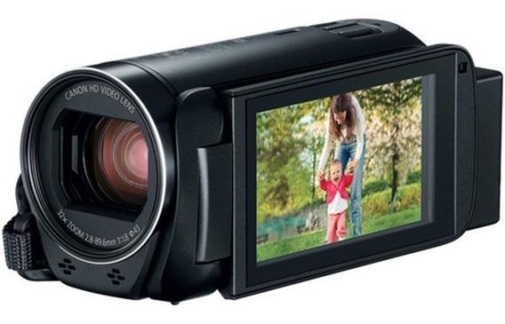 Filmadora Canon Vixia Hf R82 - Wifi/ Full Hd/ Zoom 32x Nfe