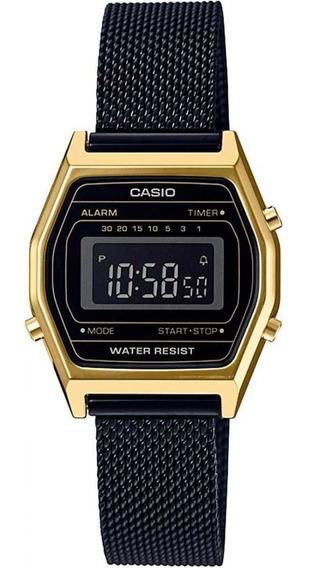 Relógio Casio Feminino Vintage La690wemb-1bdf Garantia + Nf