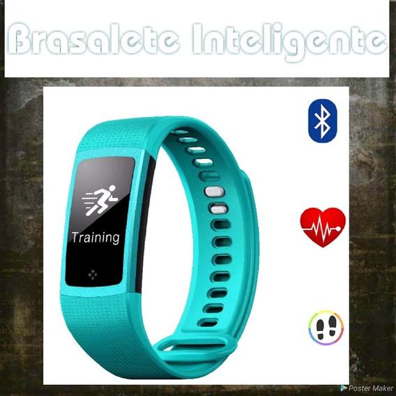 Bracelete Inteligente Android, Pulso, Pasos Control De Sueño