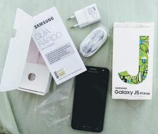 Samsung J5 Prime 32gb De Vitrine Perfeito