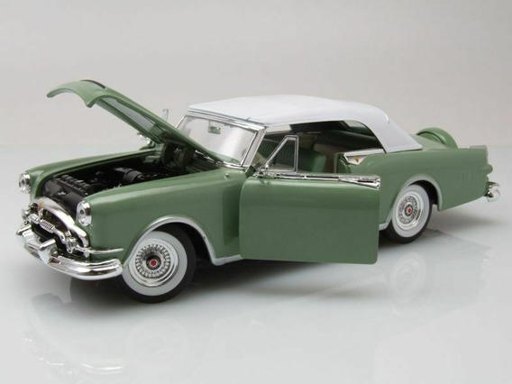 Packard Caribbean 1953 - Welly 1:24-27