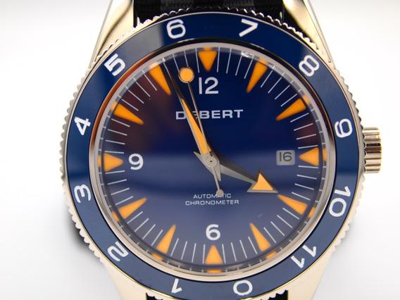 Relógio Debert Automático Safira Wdt7917sb3