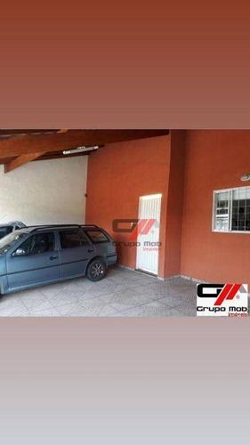 Imagem 1 de 20 de Casa Com 2 Dormitórios À Venda, 170 M² Por R$ 550.000,00 - Jardim Santa Clara - Taubaté/sp - Ca0478