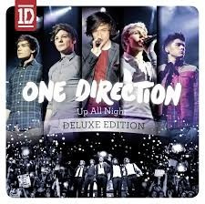 One Direction Up All Night The Live Tour Blu Ray