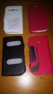 Capa Carteira Celular Samsung Galaxy Sii Duos Tv S7273/7275