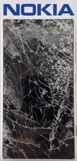 Nokia Lumia 720 Display Queimada E Tela Quebrada