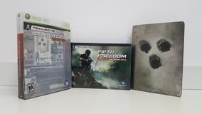 Jogo Splinter Conviction Collectors Edition - Xbox 360