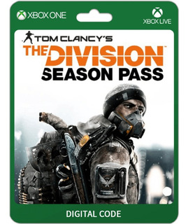 The Division Season Pass Xbox - Key Original - Region Global