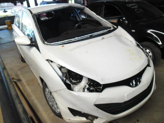 Sucata Hyundai Hb20 1.0 12v 2015 Pra Tirar Peças Motor Porta