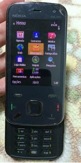 Celular Nokia N86 8mp N-series