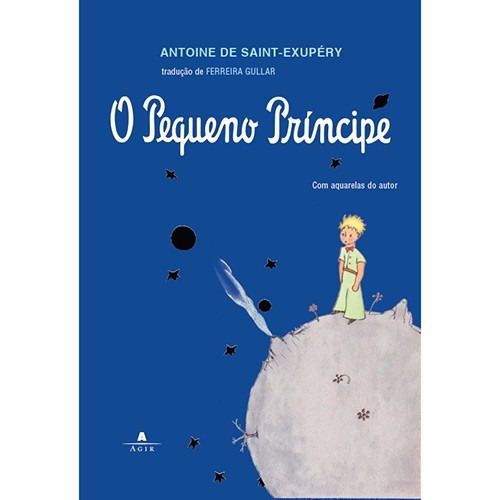 Livro O Pequeno Princípe - Antoine De Saint-exupéry