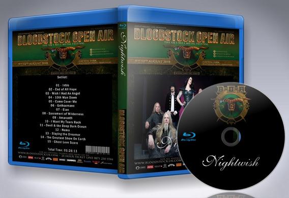 Blu-ray Nightwish - Bloodstock Open Air 2018