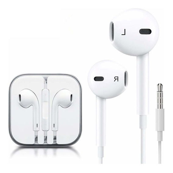 Earpods Apple Plug 3.5mm Original