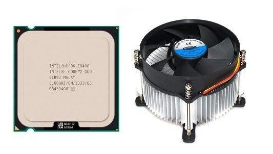 Processador Core 2 Duo E8400 3.00ghz Lga775 + Cooler Dex