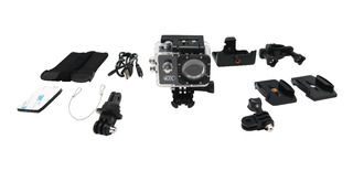Camara Discovery Expedition 720p Full Hd, Tipo Gopro