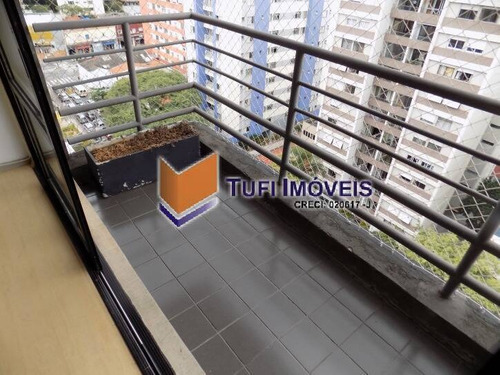 Lindo Apartamento Na Avenida Dr Cardoso De Melo - 2933