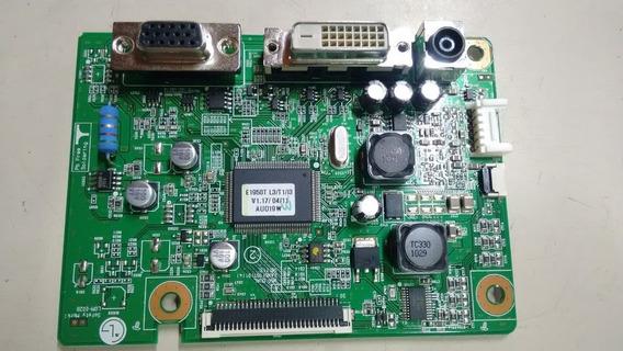 Placa Princiapal/sinal Monitor LG Flatron E1950t Com Base