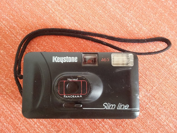 Camera Keystone Slim Line 465 - Manual - Colecionador