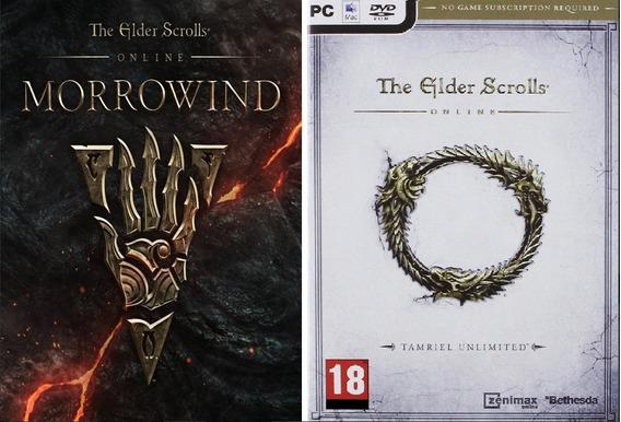 The Elder Scrolls + Morrowind Bonus - Pc Teso Key