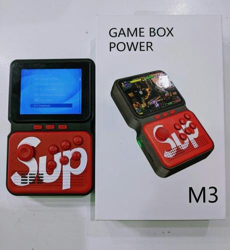 Nintendo Sup Game Box Power M3 Consola Videojuego 899 Juegos