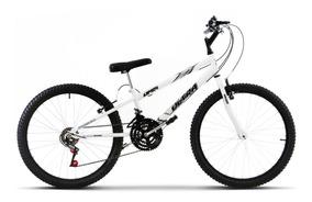 Bicicleta Aro 24 Pro Tork Ultra Freios V Break Rebaixada