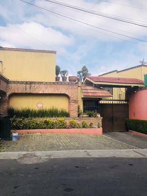 Rento Hermosa Casa En Condominio Horizontal En Cuajimalpa