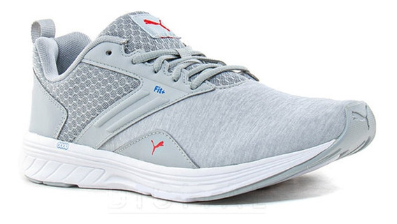 Zapatillas Puma Ngry Comet Adp Hombre Training Gris