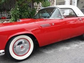 Ford Thunder Bird 1955 Conversivel