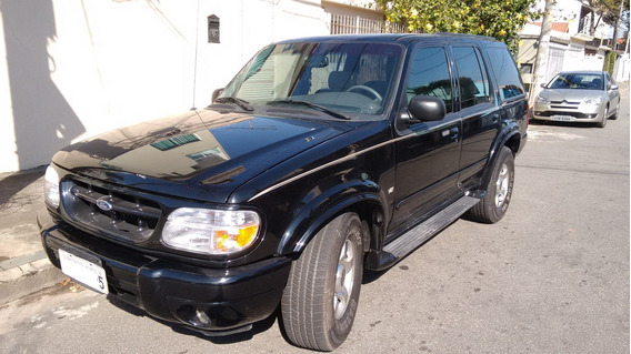 Ford Explorer Limited V8 2001 4x4 Gasolina/gnv