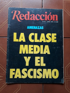 Revista Redaccion Varios Numeros A Eleccion Buen Estado