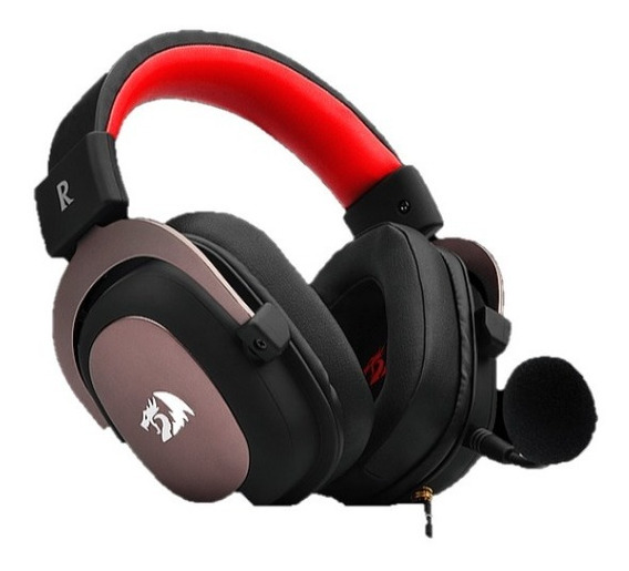 Headset Gamer Redragon 7.1 Zeus 2 H510-1 Original