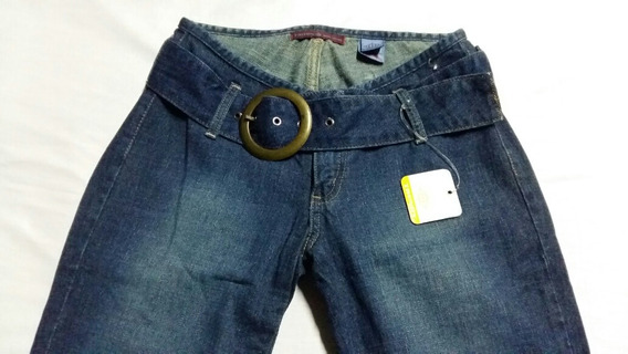 Calça Triton,cintura Baixa,36,fivela,nova,flare,últimas.