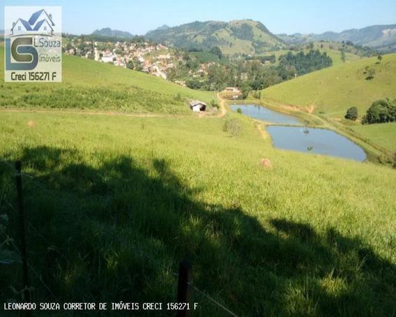 Linda Fazenda Com 20 Alqueires Localizada Na Zona Rural De Lindóia; - 658 - 34064610