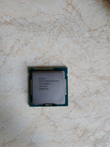 Processador Pentium G2030 3.0ghz Socket 1155