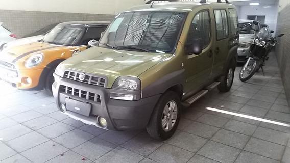 Fiat Doblo Adventure Est Real 2005