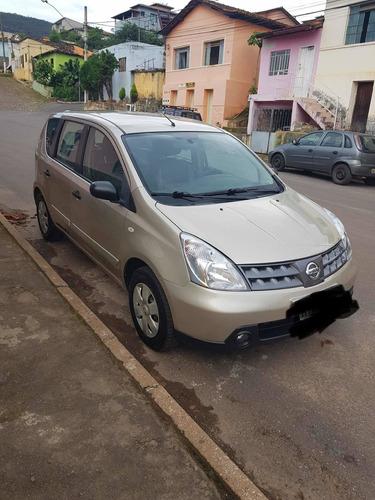 Imagem 1 de 9 de Nissan Livina 2010 1.6 Flex 5p