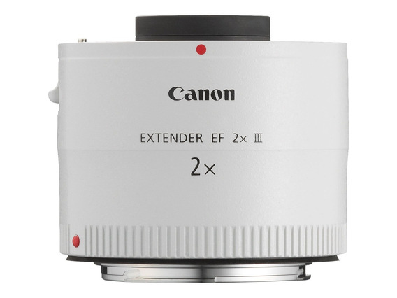 Extensor Canon Ef 2xiii Novíssimo, Com Nota Fiscal, Garantia