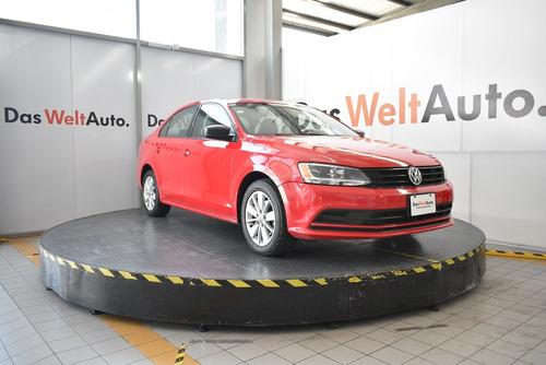 Imagen 1 de 15 de Volkswagen Jetta 2.0l L5 115hp Tip 2016