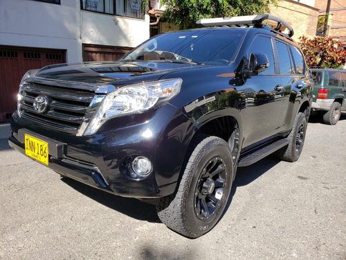 Toyota Prado Txl Mod 2015 Gas/gasolina Negra