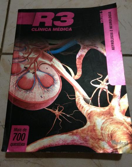Apostilas R3 Medcel - 2 Volumes-nefro/neuro/hemato/psiq
