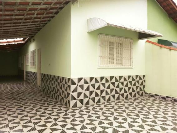 3182-casa Em Itanhaém Em Excelente Localização!