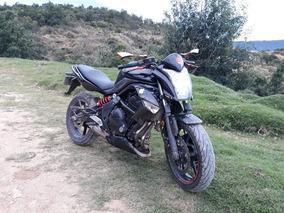 Kawasaki Er6n Ganga!!!!!!!!