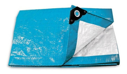 Lona Azul Pretul Protección Uv Con Ojales 3 X 2 Mts G P