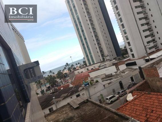 Apartamento Com 1 Dormitório Para Alugar, 30 M² Por R$ 1.580/mês - Pina - Recife/pe - Ap9946