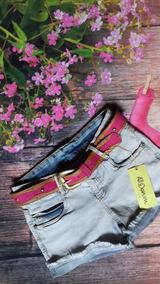 Short All Denim Jeans