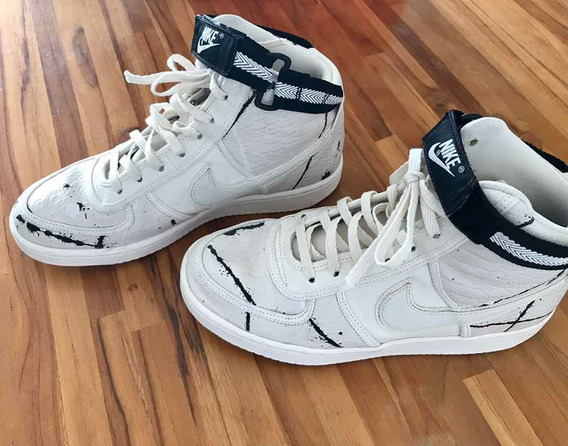 Tênis Nike Original - Cano Alto Edição Especial - Tam 37