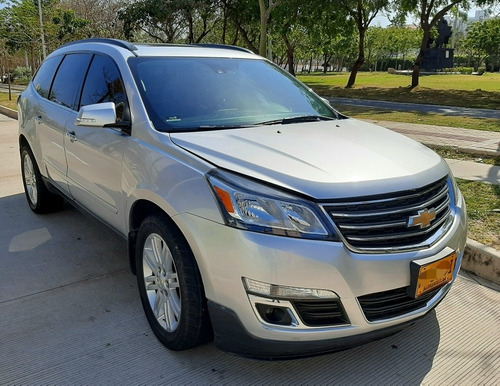 Chevrolet Traverse 2014 3.6l Lt